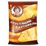 Девочка чипсы