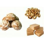 Печенье, вафли, пряники, рулеты