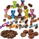 Весовые конфеты