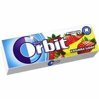 Орбит 13,6гх30шт*(20бл) Клубника-Банан