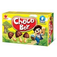Чоко Бой 45 г*30- печенье грибочки