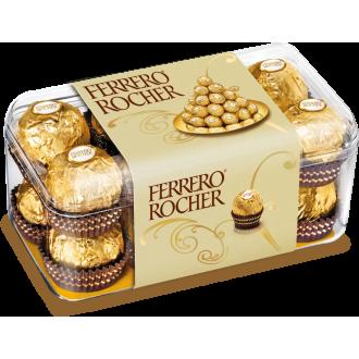 Ферреро-Роше Т16 шок.конфеты 200г*5*(4бл)
