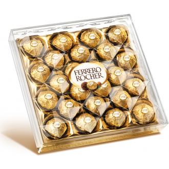 Ферреро-Роше Т24 шок.конфеты 300г*4 Брил...