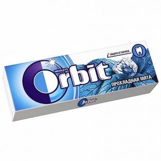 Орбит 13,6гх30шт*(20бл) Прохладная Мята