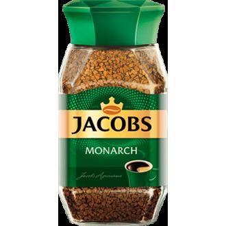 Якобс Монарх  кофе  47,5 г*12 Классика
