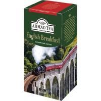 Ахмад 25 пак.*(12) Английский завтрак/красная полоса/