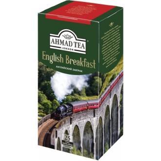 Ахмад 25 пак.*(12) Английский завтрак/кр...