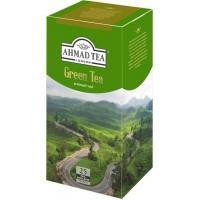 Ахмад 25 пак.*(12) Зеленый чай