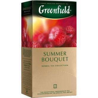 Гринфилд чай 25пак*2г*(10) Самма Букет /...