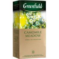 Гринфилд чай 25пак*1,5г*(10) Камомойл Мэдоу /ромашка/мелисса