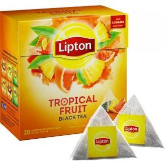 Липтон чай пирамидки 20 пак* 1,8 г*(12шт...