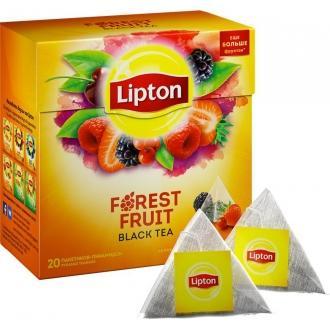 Липтон чай пирамидки 20пак.*1,7г*(12шт) ...