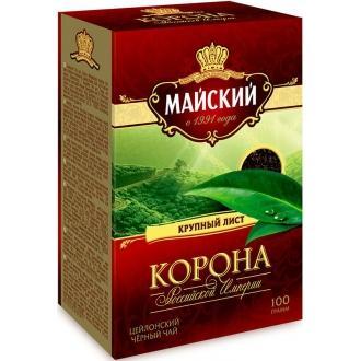 Майский чай  100 г*21 Корона Российской ...