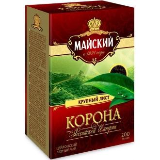 Майский чай  200 г*18 Корона Российской ...