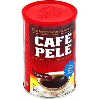 Пеле Кофе ж/б 200 г*24 - растворимый пор...