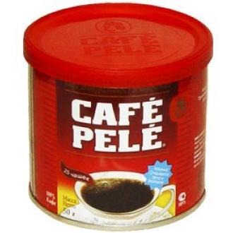 Пеле Кофе ж/б 50 г*24 - растворимый поро...