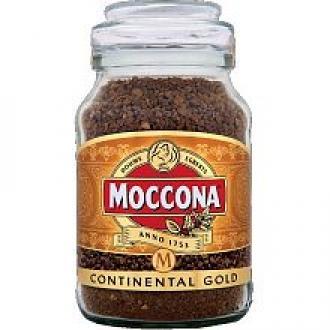 Моккона Континентал Голд  ст/б 47,5г*12 - кофе сублимированный
