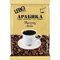 """Лебо кофе  100г*50 Молотый  для турки """"Принц"""""""