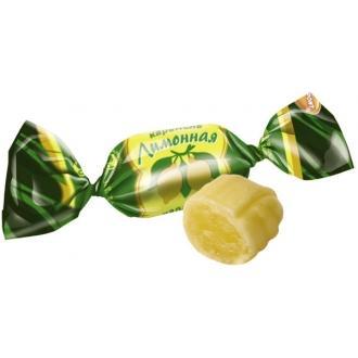 Лимонная 6 кг РФ карамель