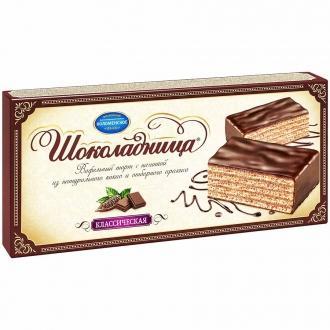 Торт Шоколадница классическая 240г*20