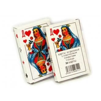 Карты игральные (36) 1*10*(12)