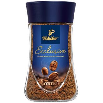Чибо exclusive кофе 190г*6 СТЕКЛО