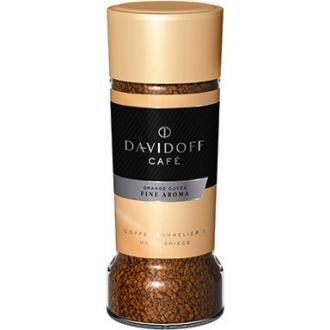 Давидофф 'Fine  ' кофе субл.100г*6