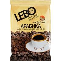 Лебо кофе  100г*50 Зерно Ориджинал В/С