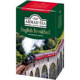 Ахмад чай 100г*12 Английский завтрак /красная полоса/