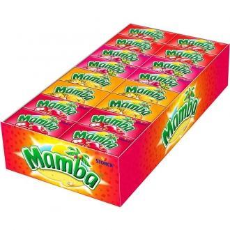MАМБА  жевательная конфета 27,5гх48шт*(6бл)