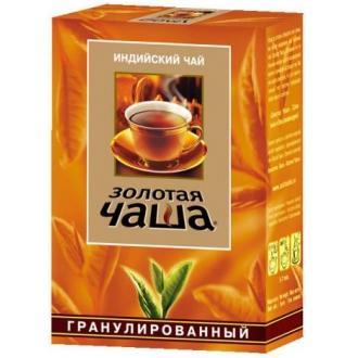 Золотая чаша чай 100г*30 Гранулированный