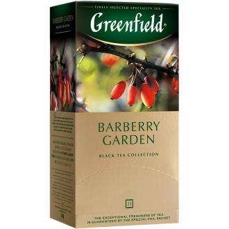 Гринфилд чай 25пак*1,5г*(10) Барберри Га...