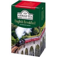 Ахмад чай 200г*12 Английский завтрак /красная полоса/