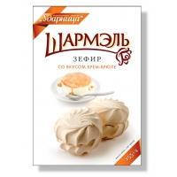 """Зефир""""Шармель""""Крем-брюле 255г*12"""