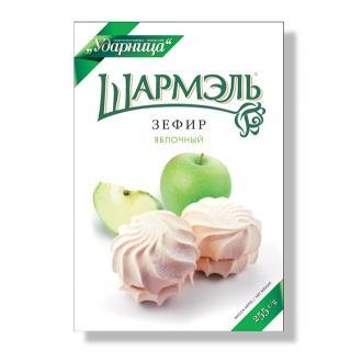 Зефир 'Шармель 'Яблочный 255г*12