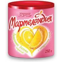 Мармеландия 250г*12 Лимонные дольки