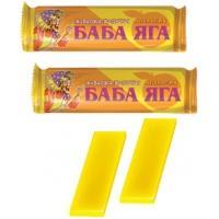 Жевательная конфета  'Баба-яга 'апельсин 1*48*(12бл)
