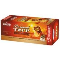 Гранд чай  'Великий тигр '25 пак.*1,8г*(32) - черный