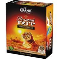 Гранд чай  'Великий тигр '100 пак.*1,8г*(8) - черный