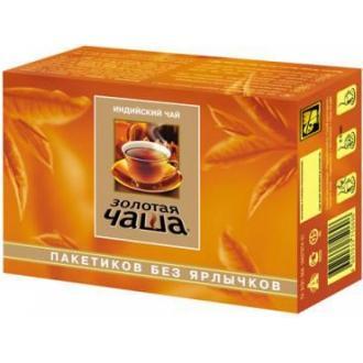 Золотая чаша чай 100пак.с/я*1,5г*(12)  Б...