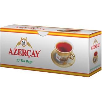 Азерчай  25 пак*2г*(24) Бергамот