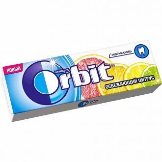 Орбит 14гх30шт*(20бл) Освежающий Цитрус