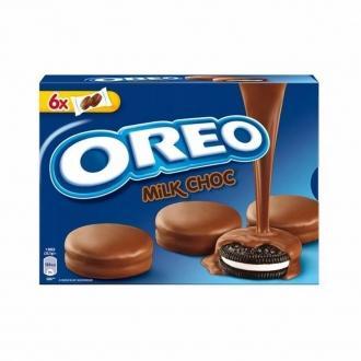 Орео печенье 246гр*10 в Молочном шоколаде