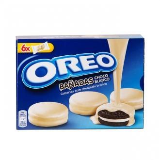 Орео печенье 246гр*10 в Белом шоколаде