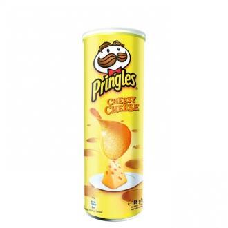 Принглс 165 г*19  Сыр