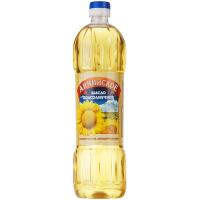 Масло 'Аннинское 'подсол.раф. 0,9л*15