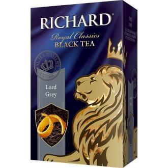 Ричард чай листовой 90г*14 Лорд Грей