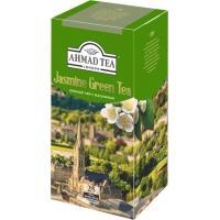 Ахмад 25 пак.*(12) Зеленый чай с жасмином