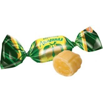 Лимонная РФ карамель 250г*10