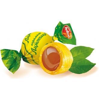 Лимончики РФ карамель 250г*10